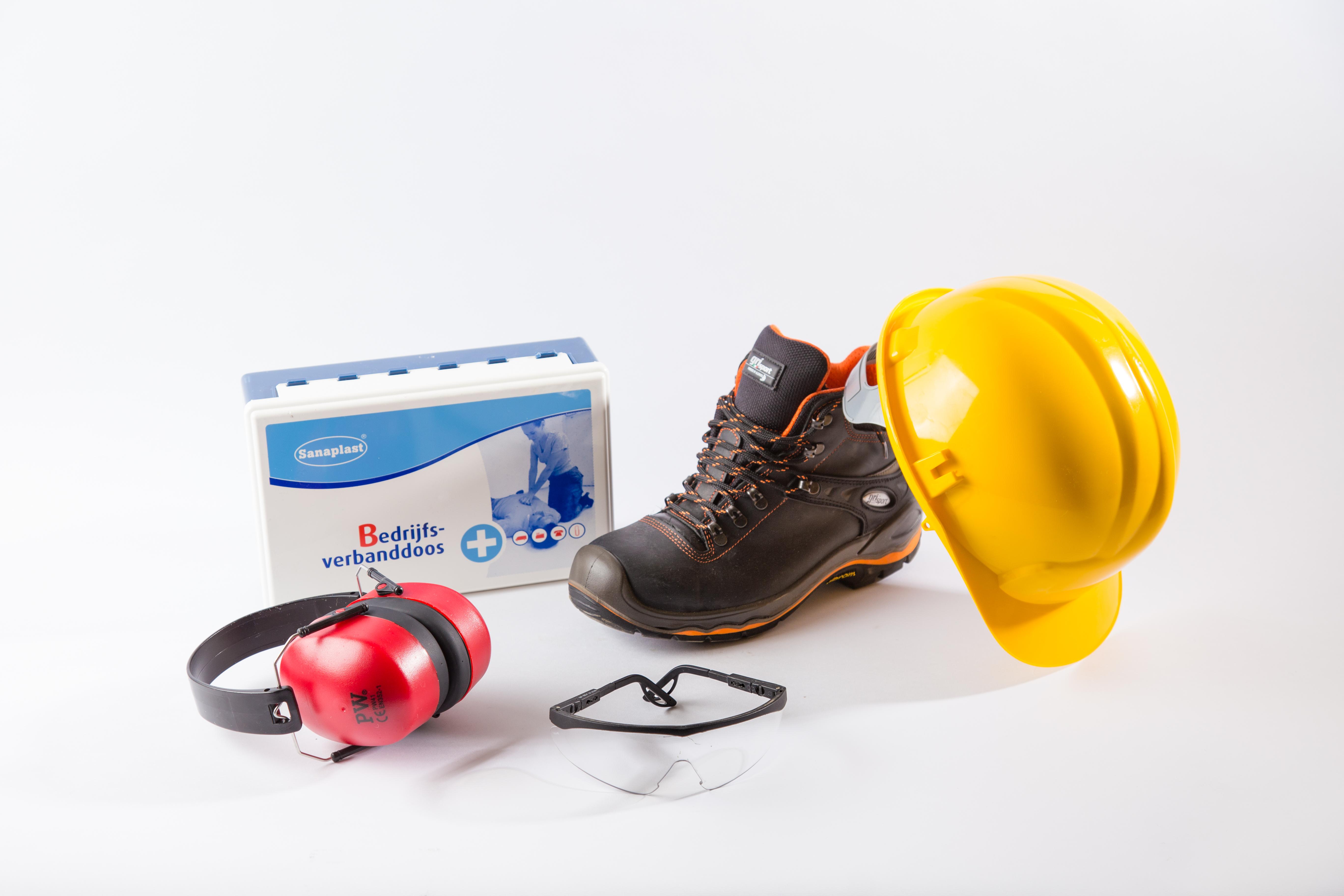 Persoonlijke beschermingsmiddelen - Tools & Service